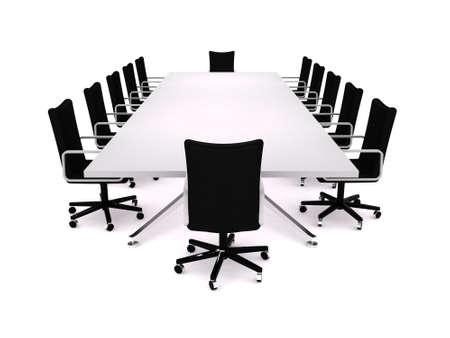 Salle de conférence Banque d'images - 13370676