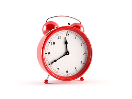 Alarm clock Stock Photo - 13370677