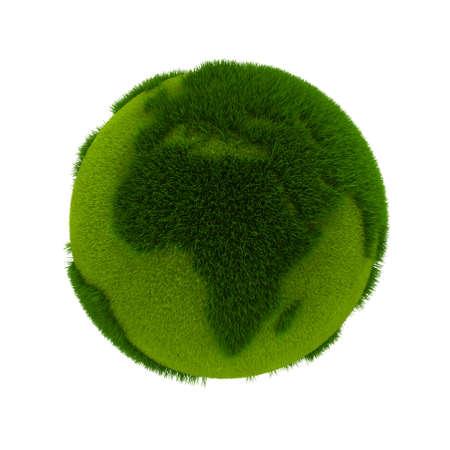 Green Earth Stock Photo - 13432125