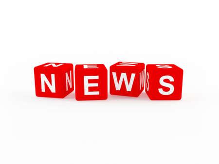 News icon Stock Photo - 13432069