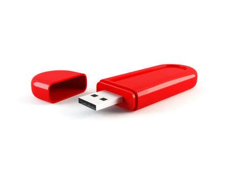 USB メモリのフラッシュ ドライブ