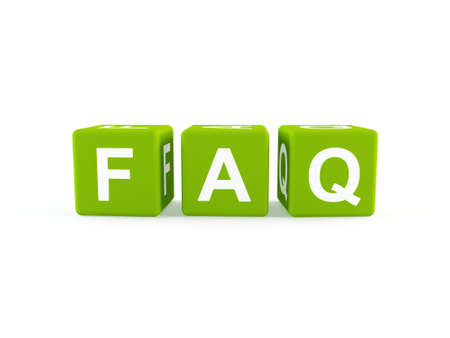 FAQ icon photo