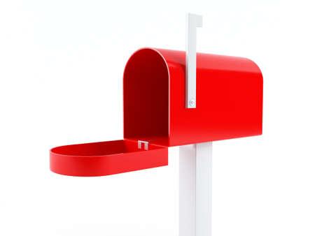 Mailbox Banco de Imagens - 13496508