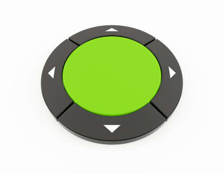 command button: Control buttons