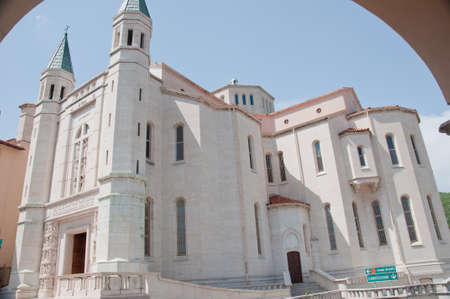 Religious place, Santa Rita of Cascia, Umbria - Italy photo
