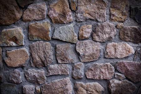 stone wall texture 版權商用圖片 - 27562136