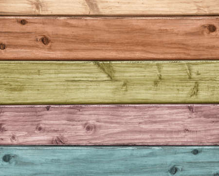Colored wooden background 版權商用圖片