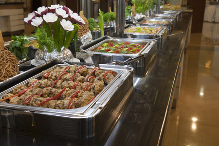 open buffet hotel