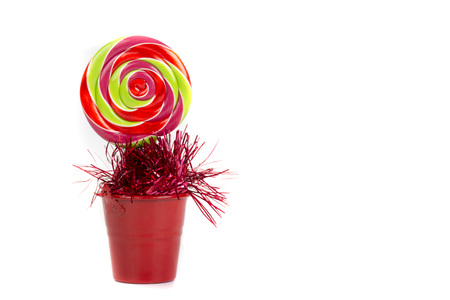lolipop: colorful lolipop candy Stock Photo
