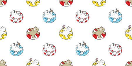 ᐈ Polar bear plunge clip art stock cliparts, Royalty Free polar bear swim  vectors | download on Depositphotos®