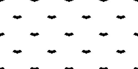 bat seamless pattern vector Halloween dracula Vampire ghost cartoon doodle illustration gift wrap paper design