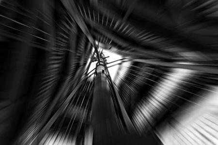 Vertigo - a whirling or spinning feeling Stock Photo - 21955896
