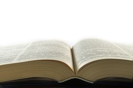 Open book Zdjęcie Seryjne