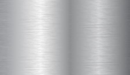 brushed metal texture Stock Vector - 6863976