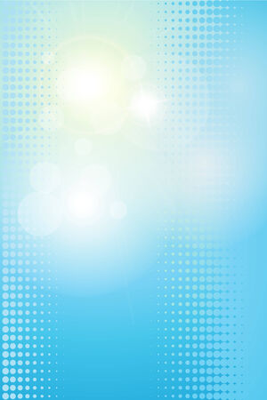 Abstract background light blue, soft and elegance Stock Vector - 6863985