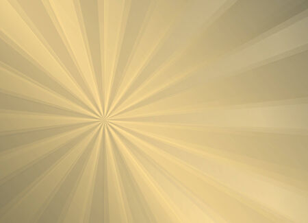 abstract background radial brushed gold burst Vector