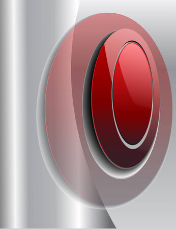 red metallic: Abstract business background, red metallic, EPS10 transparency.
