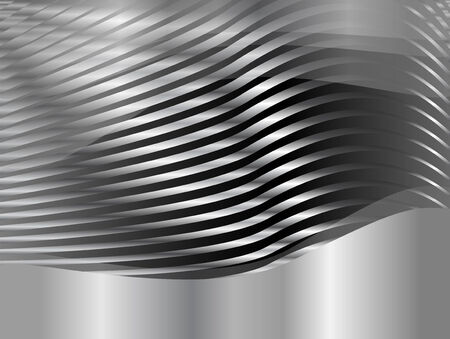 transparency: Abstract business background, silver metallic, EPS10 transparency. Illustration