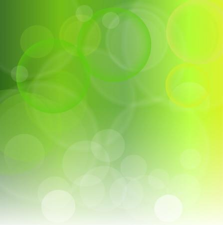 blinking: Luces verdes de fondo abstracto