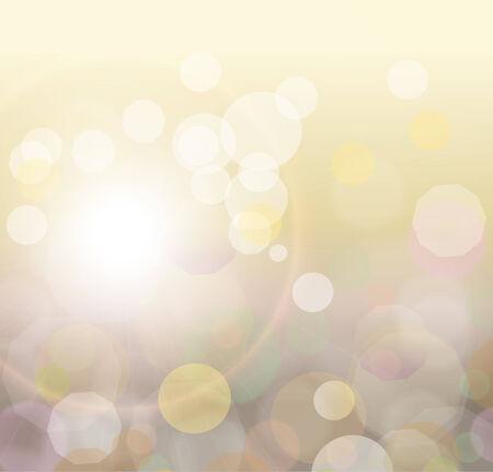 blurry lights: Astratto sfondo sfocato luci.