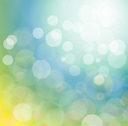 Abstract light background, beautiful natural bokeh.