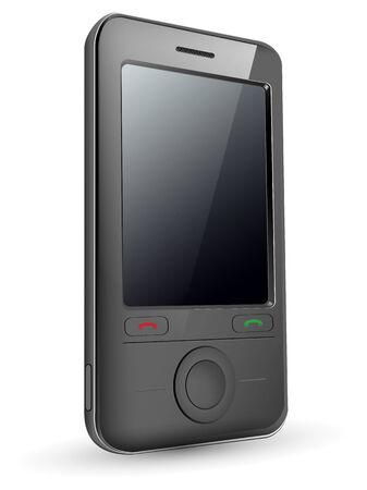 Mobile phone original design Stock Vector - 7392525