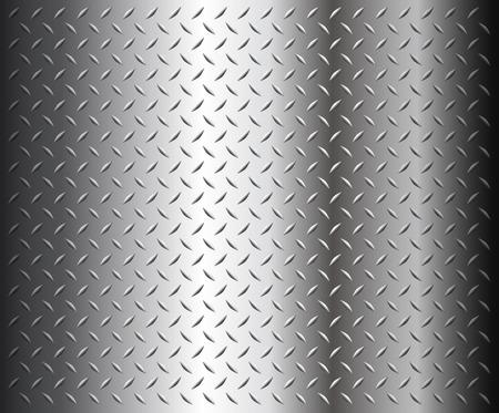 dauerhaft: Metall Diamant teller textur