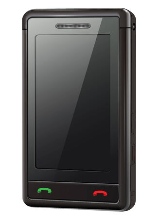 Mobile phone - original design  Vector