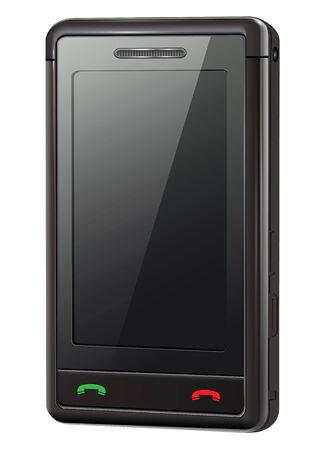 Mobile phone - original design Stock Vector - 8327263