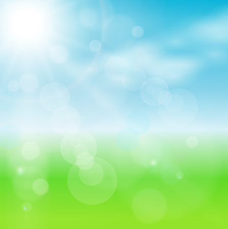 green texture: abstract background green, light and sunny
