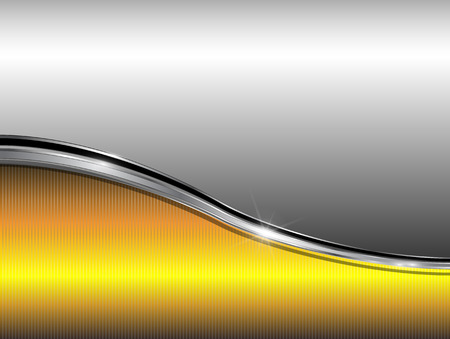 metallic: Abstract business background elegant metallic, vector. Illustration