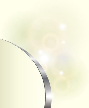 Abstract background soft vanilla, vector illustration.