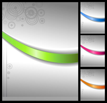 Abstract business backgrounds elegant grey  Vector