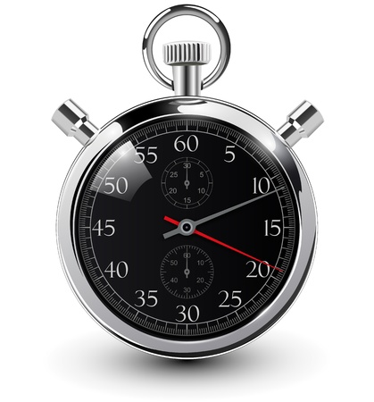 stop time: Stop watch