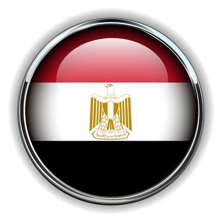 egypt flag: Egypt flag button