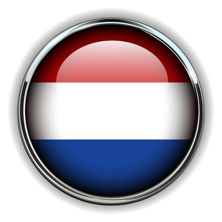 holanda bandera: Holanda bandera bot�n