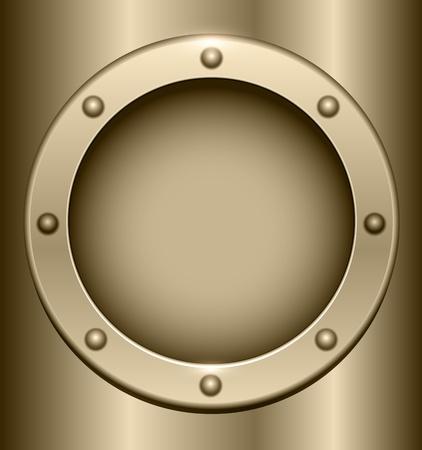 rivet: 3D металлический фон.