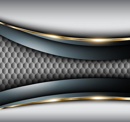 elegant vector: Sfondo di affari 3D elegante, vettore. Vettoriali