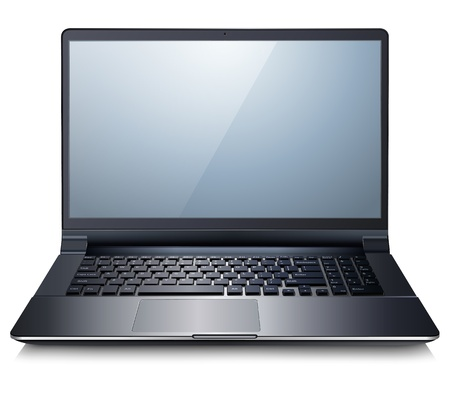 ultrabook: Laptop computer.