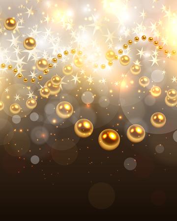 Elegant Christmas , Vector illustration. Stock Vector - 23312844