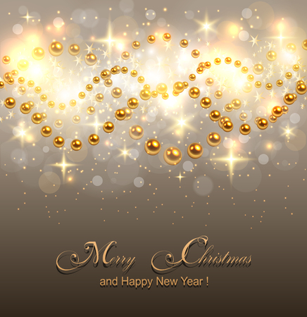 Abstract Christmas , Elegant Vector illustration. Stock Vector - 23312866