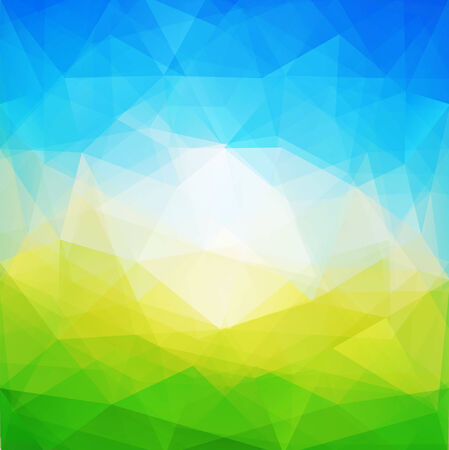 Abstract background sunny, spring texture design, vector illustration  Stock Vector - 25998670