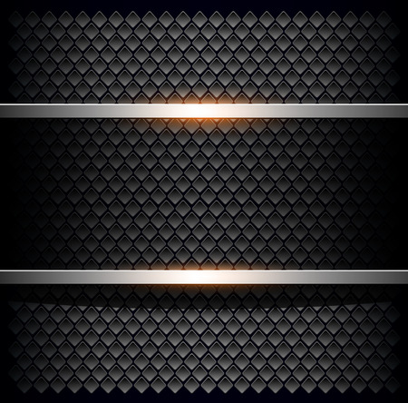 Background with black hole pattern, vector illustration Vector