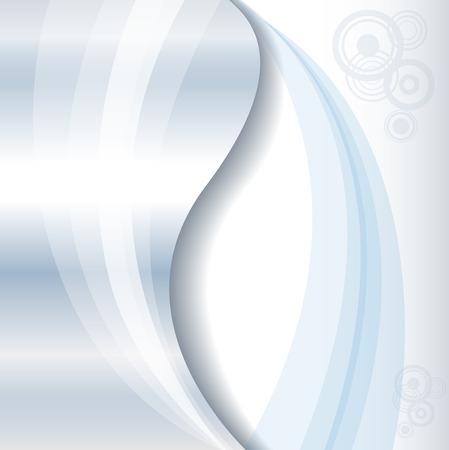 elegant vector: Abstract background light blue, elegant vector illustration