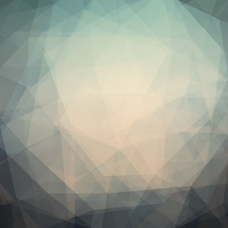 Abstract background with triangle soft texture, vector illustration. Vector