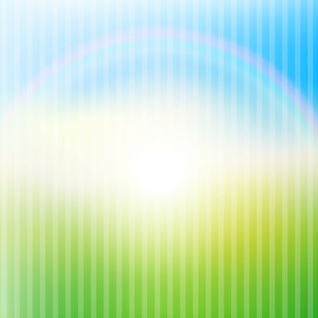 Abstract sunny background, vector illustration Vector