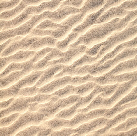 Sand pattern, interesting abstract texture photo