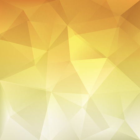 Abstract orange background, vector illustration. Vector