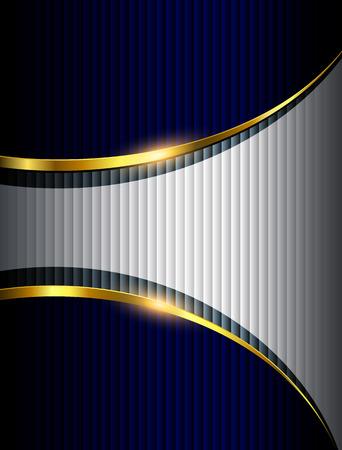 Business background, elegant vector illustration.