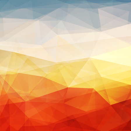 Abstract background warme Textur-Design. Vektorgrafik